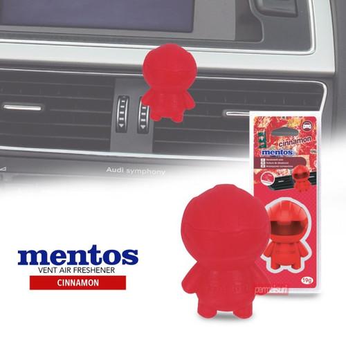 Foto Produk Mentos Mr. Pilot Car Air Freshener for Air Vent│Pengharum Mobil - Fresh Mojito dari PERMAISURI