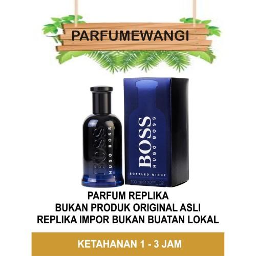 Foto Produk Hugo Boss Bottled Night dari Parfume Wangi