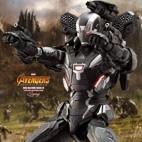 Foto Produk Hot Toys War Machine Mk.IV dari Hochi Hobby