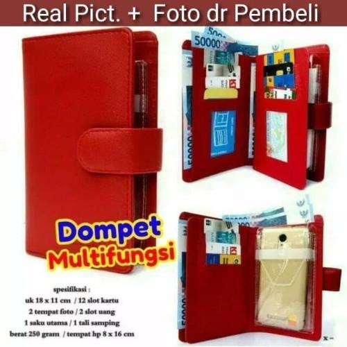 Foto Produk [Hot Sale] Dompet Wanita Kulit Taiga Cover HP Murah dari Laventy