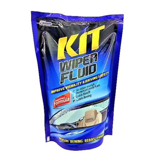 Foto Produk KIT Wiper Fluid Pouch 400ml dari Semi Grosir-Mart