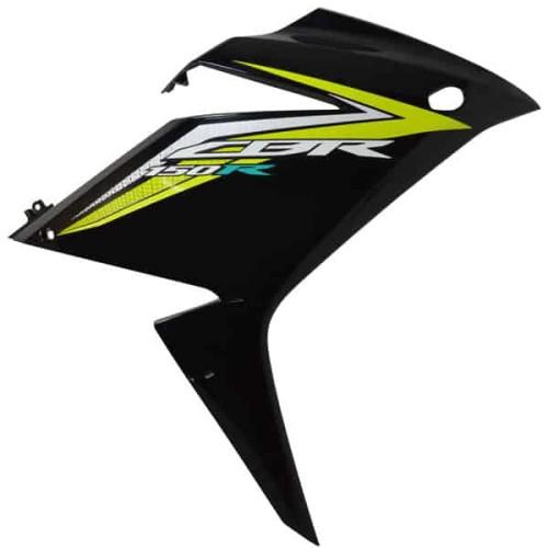 Foto Produk Cowl Set R Middle A WL Type 2 Black - New CBR 150R K45G 64310K45N40ZA dari Honda Cengkareng