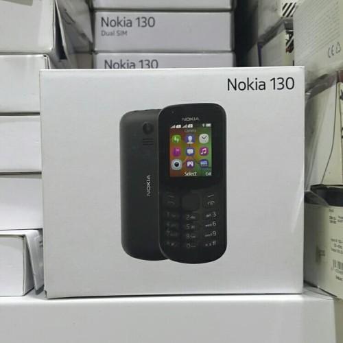 Foto Produk PROMO Nokia 130 2017 Dual SIM - Resmi TAM dari YUSUF STORE 07