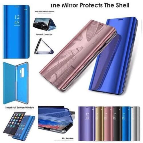 Foto Produk Flip Cover Mirror /Clear View Standing OPPO F1S dari Vormircase