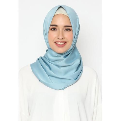 Foto Produk Heaven Sent - Pashmina Muslim terbaru Nafisah Blue dari Heaven Sent Official