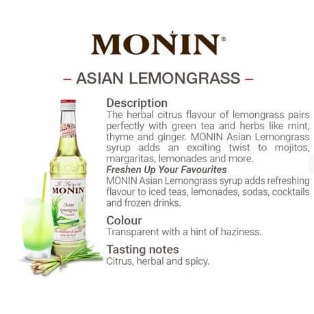 Foto Produk Asian Lemon Grass Monin dari HoResCa