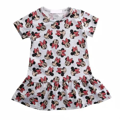 Foto Produk Setelan Minnie Mouse Import Kaos anak piyama Mickey Corak disney dari cutePeppa