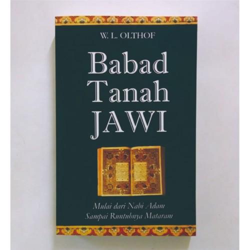 Foto Produk Buku Babad Tanah Jawi - W.L. Olthof dari CendoleBook