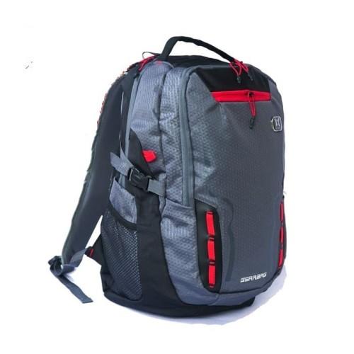 Foto Produk Tas Ransel Laptop Kerja Pria / Tas Kuliah Traveling Gearbag Sport dari PITUDUS