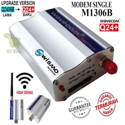 Foto Produk GV - Modem Single M1306B Wavecom Q2406B USB dari GV_SHOP