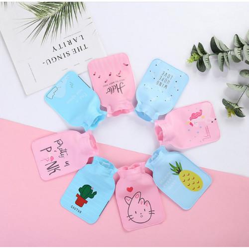 Foto Produk Water bag Kantong Kantung Air Alat kompres hot cold panas dingin - Merah Muda dari Belle Store 888