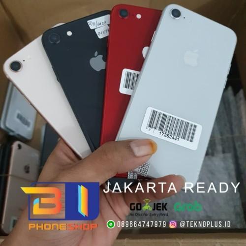 Foto Produk Iphone 8 64gb global ZPA terbaik fullset dari BI PHONE SHOP