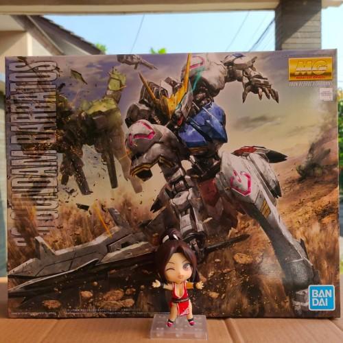 Foto Produk MG Barbatos Gundam - MG Gundam Barbatos dari mechaniSTORE