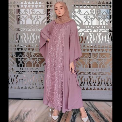 Foto Produk DEANOVA KAFTAN ABAYA GAMIS FASHION MUSLIM TERBARU BAJU WANITA TERMURAH dari B.O.M baju Online murah1