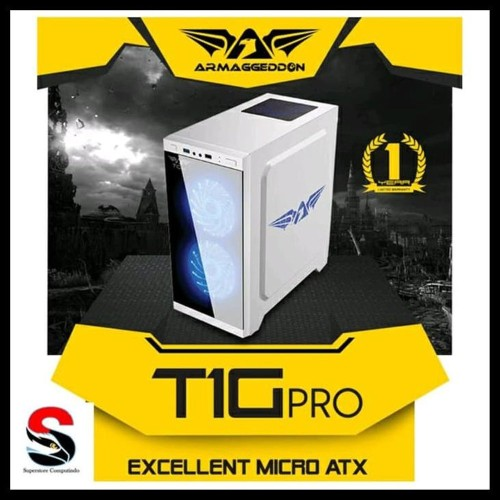 Foto Produk PROMO PC RAKITAN INTEL CORE I5 3470 FEAT ARMAGEDON T1G 8GB SSD 120G dari kumalanishop