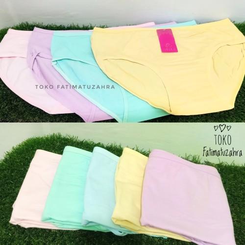 Foto Produk Celana Dalam Wanita Jumbo XXXL Bahan Katun / Underwear Big Size dari toko fatimatuzahra