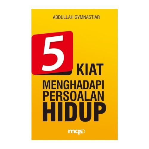 Foto Produk Buku 5 Kiat Menghadapi Persoalan Hidup Aa Gym - Mqs dari smarttauhiid