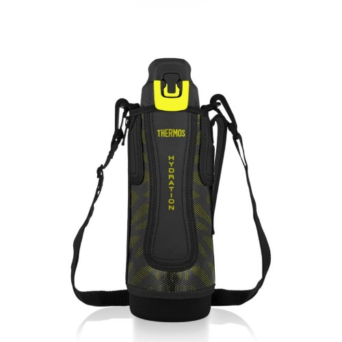 Foto Produk Thermos Sports Bottle Vacuum Insulated -Black 1.0 L FFZ-1001FBK-Yellow dari ELECTRONICS SHOP