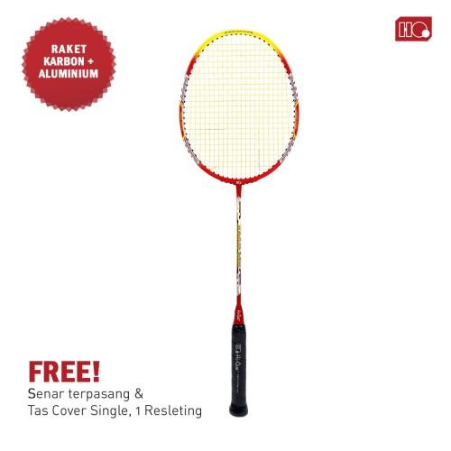 Foto Produk Hi-Qua Raket Badminton/Bulutangkis Duramax 5000 (Bonus : Tas & Senar) dari Hi-Qua Original Shop