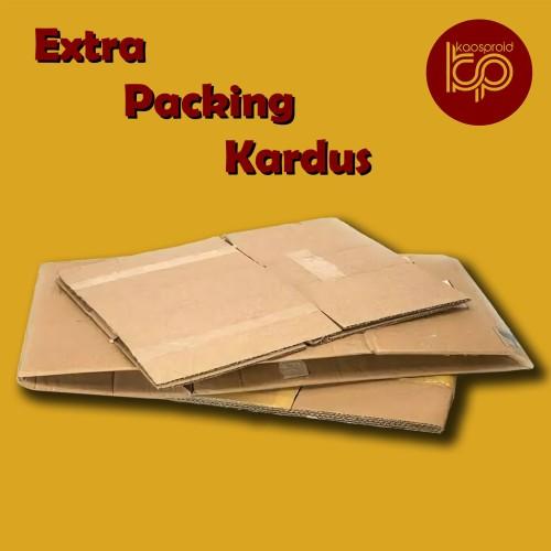 Foto Produk Extra Packing Kardus Untuk Keamanan Ganda dari Kaosproid