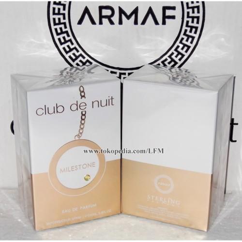 Foto Produk Armaf Club De Nuit Milestone EDP 105ml (Creed Millesime Imperial Clone dari LFM