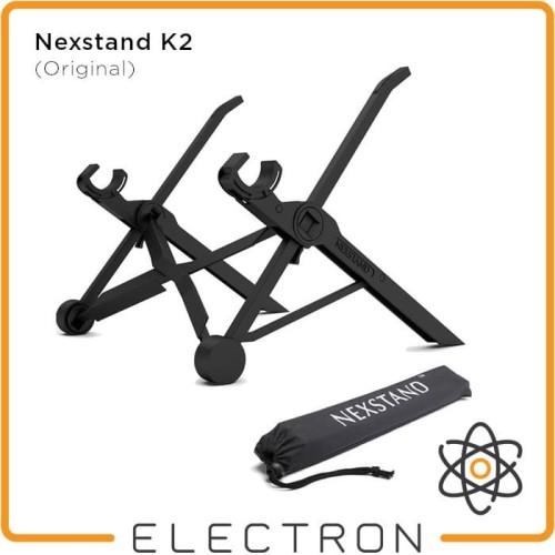 Foto Produk Nexstand K2 Ergonomic Adjustable Laptop Stand DJ Portable Folding dari Electron