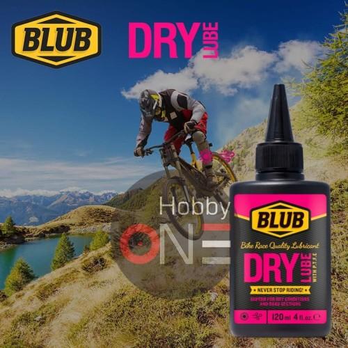 Foto Produk BLUB DRY CHAIN LUBE 120ml - Bike Race Quality Lubricant Oil dari HobbyOne