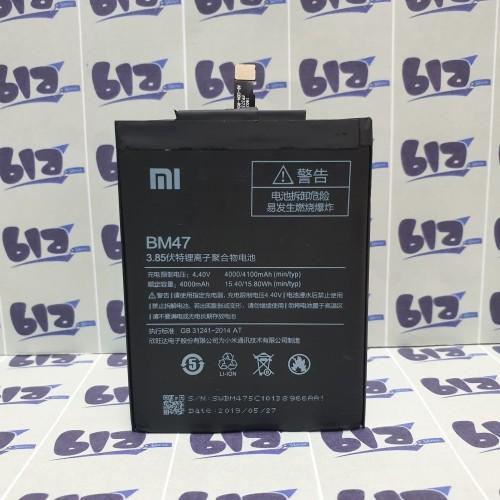 Foto Produk Batre Baterai Battery Batere XIAOMI REDMI 4X 3 3x 3s BM47 ORI 100% dari BLA STORE