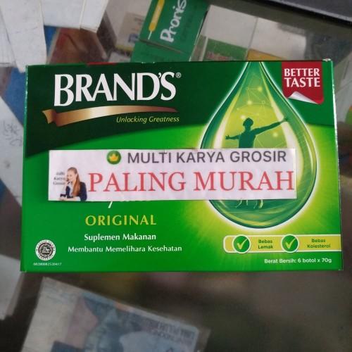 Foto Produk Brands saripati ayam Brand sari pati ayam ORIGINAL 70gram dari MULTI KARYA GROSIR