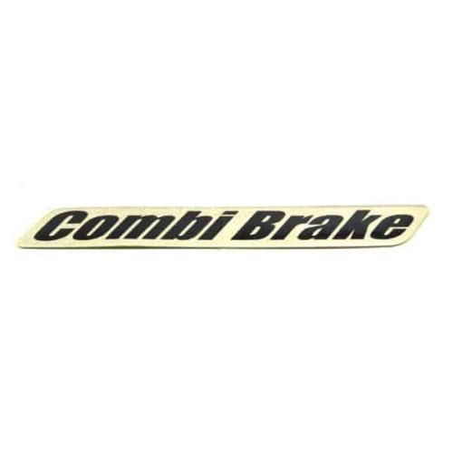 Foto Produk Mark Combi Brke Sid Typ3 (Gold) - PCX 150 K97 86611K97N00ZB dari Honda Cengkareng