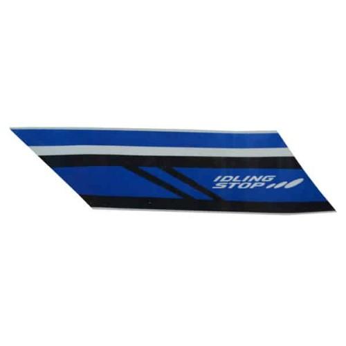 Foto Produk Stripe B R Body Cover Type 3 Blue - Genio 86833K0JN10ZD dari Honda Cengkareng