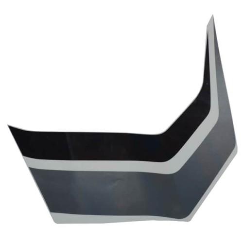 Foto Produk Stripe R FR Side Cover Type 2 - ADV 150 86641K0WN10ZA dari Honda Cengkareng