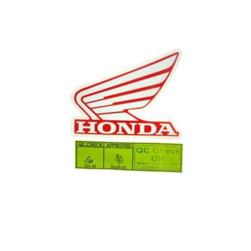 Foto Produk Mark L Wing 85mm 4 - CBR 150R K45G K45N 86202K45N40ZA dari Honda Cengkareng