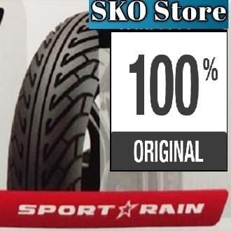 Foto Produk Ban Motor 80/90 17 Tubeless Corsa Sport Rain tubles dari SkoStore