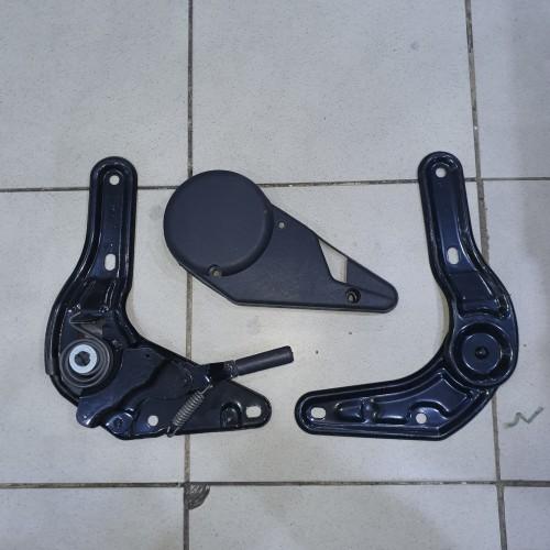 Foto Produk Reclining jok import sopir kwalitas bagus model slim tipis dari alpha car accessories