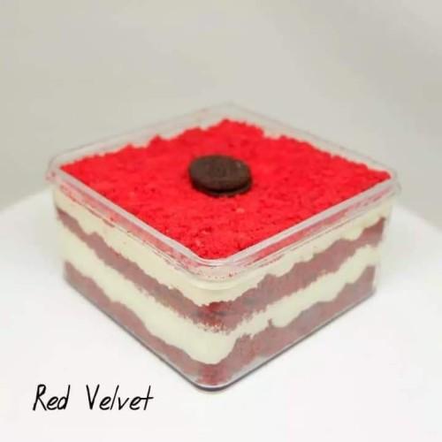 Foto Produk Red valvet bittersweet by najla dari ciasweetcake