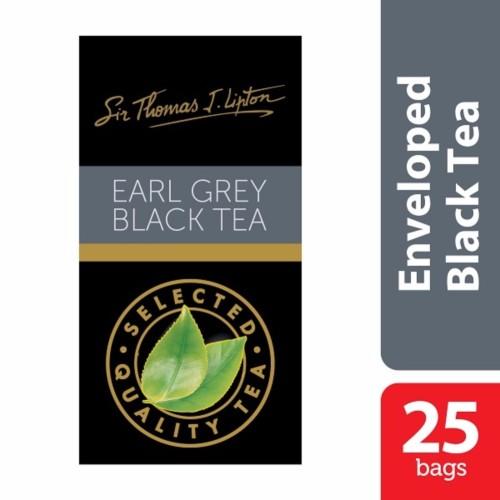 Foto Produk Lipton Earl Grey Stl 25x2g dari Unilever Food Solution