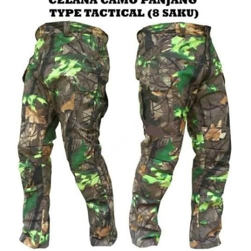 Foto Produk Celana blachawk loreng / celana panjang pria / celana cargo loreng dari Arul army