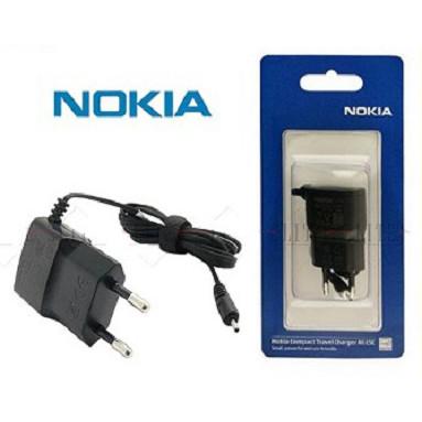 Foto Produk Travel Charger HP Nokia Lubang Kecil PACK PRESS / TC Charger Nokia dari mofan accesories