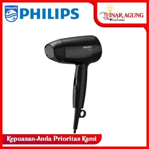 Foto Produk PHILIPS Essential Care BHC010/12 Hair Dryer BHC010 (100% ORI) dari sinar agung electronic