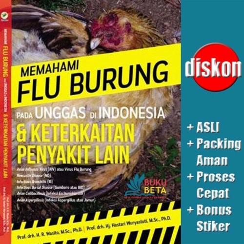 Foto Produk Memahami Flu Burung Pada Unggas di Indonesia - Wasito dari Buku Beta