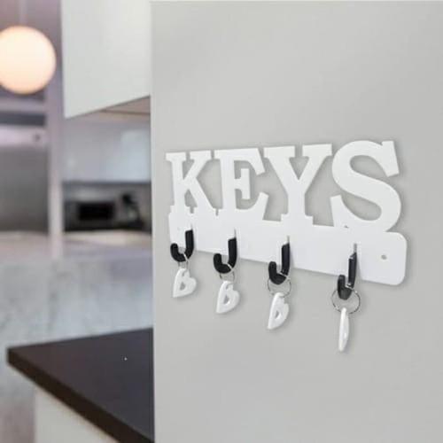 Foto Produk Rak Gantungan Kunci Set Sama Gantungan Motif Keys Z796 dari Super Murah Gems