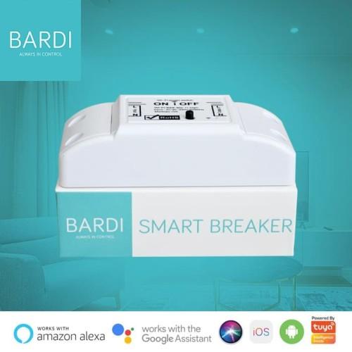 Foto Produk BARDI Smart BREAKER ON OFF Switch Wireless IoT Home Automation dari Bardi Official Store