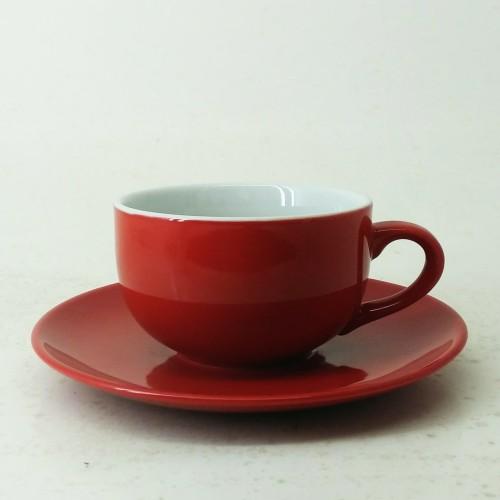 Foto Produk Cangkir Kopi Keramik Tebal Cappuccino Latte Mug Coffee Cup Vasto dari Kopi Jayakarta
