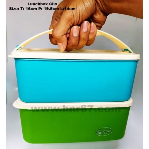 Foto Produk Hadiah Tukar Kado Lunchbox Rantang Susun Clio dari HNR67