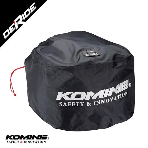 Foto Produk Komine AK-338 WR Helmet Bag Tas Helm dari DeRide Official Store