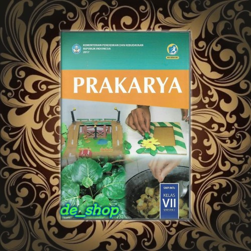 Foto Produk Prakarya Kelas 7 Semester 2 dari De__shop
