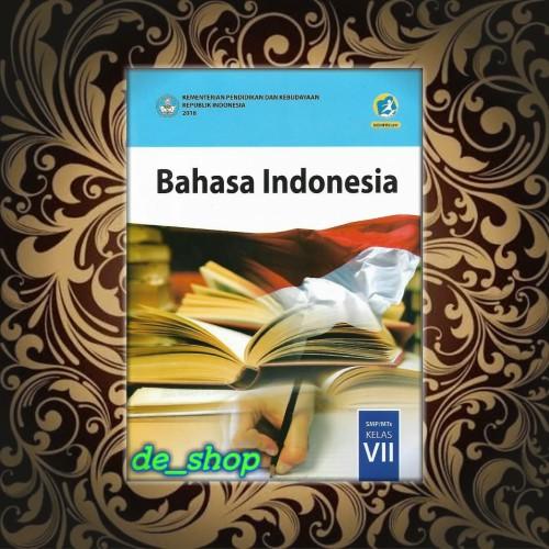 Foto Produk Buku Bahasa Indonesia Kelas 7 dari De__shop