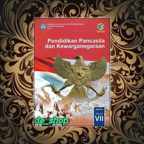 Foto Produk Buku PPKN PKN Kelas 7 dari De__shop