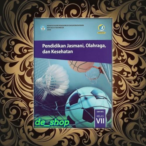 Foto Produk Buku PJOK Kelas 7 dari De__shop